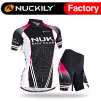 best shorts for mountain biking - Nuckily Mountain bike riding winner signal cycling jersey suit Hot selling with best quality short biking set for women GA004 GB004
