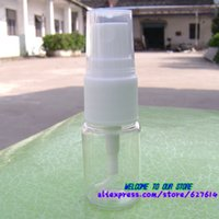 glass bottles cosmetic packaging - 10ml Plastic Perfume Sprayer Bottle Cosmetic Liquid Empty packaging Spray Atomizer Bottles Retail
