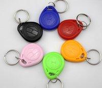 Wholesale RFID tag MKHz key tag S50 mifere k chip access control system key card