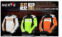 akon clothing - Akon new NERVE X66 Superstar motorcycle riding clothes warm winter jackets waterproof clothing