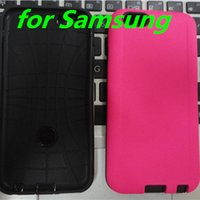 ace america - South America hot Selling Fashion design Dustproof Anti shock Hard spider PC TPU Dual Layer Cover for Samsung galaxy J1 ACE S6 edge plus