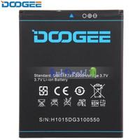 batterie mobile - Original Doogee V mAh Mobile Phone Battery Backup Replacement Battery for Doogee DG310 Batterie Batterij Bateria