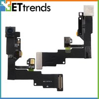 Wholesale Front Facing Camera with Sensor Flex Cable Ribbon for iPhone Flex Cable Ribbon Replacement Repair Parts AA1454