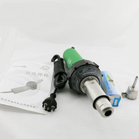 air blast gun - 1500w Plastic Welder welding Gun HOT AIR BLOWER HEAT GUN NEW Hot blast Torch V Available PVC PP PPR POM