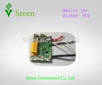 Wholesale Replacement Lithium Ion Battery PCB Circuit Board for Makita V BL1830 MAh MAh mAh New