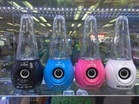 Cheap 2015 Hot Dancing Water mini computer Speaker Active Portable Mini USB LED Light Speakers For iphone ipad PC MP3 MP4 PSP DHL Freeshipping