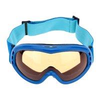 Wholesale Dustproof Motorcycle Ski Eyewear Snowboard Sunglasses Goggles Outdoor Winter Sports Eyewear Windproof Anti fog Skating Goggles