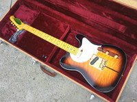 chinese guitars - Brand NEW TUFF DOG Guitar Vintage Sunburst TLe Electric Guitar Chinese Guitars