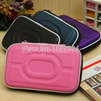 Wholesale 4 Colors Waterproof Shockproof HDD Case Bag Cover Protector Black For Inch Hard Disk Drive External Pouch Enclosure