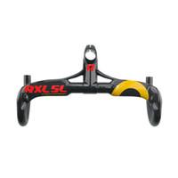 Wholesale RXL SL Full Carbon Fiber Road Bicycle Integrated Handlebar Drop Bar Bent Bar With Stem Carbon Road Handlebar Bike Parts UD