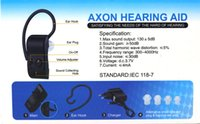 Wholesale Hot Brand New Hearing Aid A personal sound amplifier voice amplifier Analogue Rechargeable Bluetooth Type