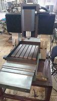 Wholesale cnc milling machine iron cast frame ball screw mini cnc engraving machine router china factory price