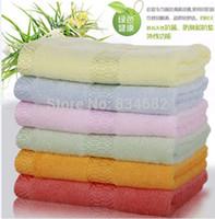 beach towels bulk - 5pcs New Bamboo Fiber Bath Towel x70cm Beach towel Spa Salon Wraps Terry Towels cheap bulk towel toalha
