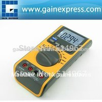 0 ~ 40 degree C (32 ~ 104 degree F) auto sound insulation - Portable in1 Digital Double Insulation Auto and Manual Ranges Multimeter Thermometer Lux Sound Meter counts