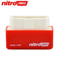 performance chip - Plug and Drive NitroOBD2 Performance Chip Tuning Box for Diesel Cars with Year Warranty Easy to Install
