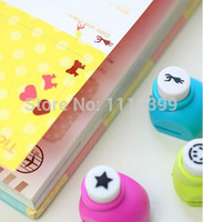 Wholesale New DIY Printing Paper Punch Kids Craft Tool Card Cutter Scrapbook Hole Punch