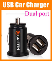 Cheap Dual USB car charger Best mini car charger
