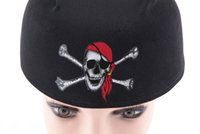 angry pirate - Halloween Angry Black Circular pirates hat Horror Ghost Halloween Cosplay