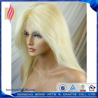 Wholesale Cheap Price Good Quality Straight Brazilian Human Hair Lace Front Wig Glueless Full Lace Wig