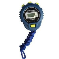 Wholesale New Outdoor Sport Digital Timer Stopwatch Odometer Watch Chronograph