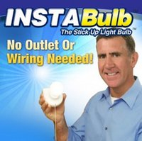 insta bulb - New Hot Sell night light Insta bulb energy saving lamp wall lamp kitchen cabinet lamp heat bulb wall lamp cabinet lights LJJD1662