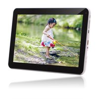 Wholesale NEW iRULU quot Quad Core Android5 Tablet PC A33 Dual Camera Capacitive GB G inch Bluetooth Tablets