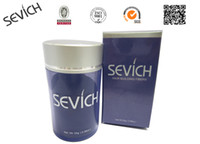Wholesale Hot Selling New Brand SEVICH g Quality Thinning Loss Conceal Hair Building Fiber Thickening Spray Styling Refill colors