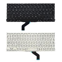 Wholesale Laptop Swedish Keyboard without Backlit Parts for Apple Macbook Pro inch Retina A1425 Late Early Replacement