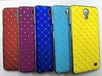 Cheap For Samsung Galaxy Core Max G5108Q Grand Prime G530 Mega 2 G7508Q Bling Diamond Crystal Rhinestone Hard Chrome Cases skin cover