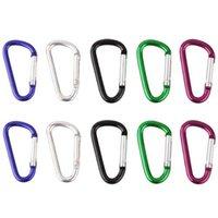 Wholesale Promotion X D Mousqueton Porte Cles Escalade Alpiniste Multicolore A3