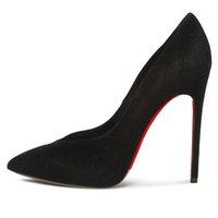 Cheap Women Leather Heels Best Pumps Spring and Fall Stilettos Sandals