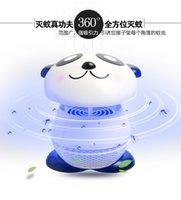 Wholesale Home sleep treasure led the panda mosquito lamp Drive midge household mosquito killer mosquito traps mosquito lamp