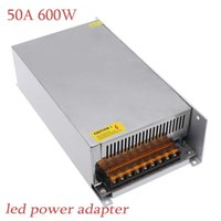 ac dc voltage adapter - AC V to DC V A W Led Power Adapter Steady and Precise Output Voltage Transformer For Led strip