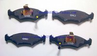 Wholesale High Knight Mitsubishi Lingshuai carbon based black front brake pads ceramic brake brakes purses Post GA46F