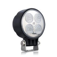 Wholesale 12W LED Work Light V V Cree LED Car Light Spot Flood Lamp V for Motorcycle Tractor Truck Trailer SUV JEEP OffRoads Boat