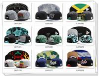 Snapbacks Casquette Bonnet Cayler Sons Snapbacks Snap Back Baseball Caps occasionnels Hat Taille réglable de haute qualité Livraison gratuite par DHL ou EMS