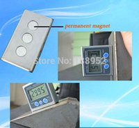 Wholesale High quality degrees Digital Bevel Box Digital Inclinometer Angle Finder Gauge Protractor