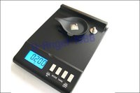 Wholesale g g Digital Milligram Back Light Gram Scale Balance with g Weight