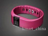 Ip67 bluetooth France-Montres intelligentes tw64 Fitbit flex Smart Bracelet Bluetooth Wristbands montre intelligente étanche Passometer IP67 Sleep Tracker pour android ios