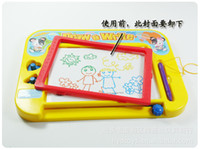 Wholesale 3C color magnetic drawing board WordPad baby learning toys essential painting supplies