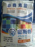 adhesive caulk - Mist kg Special glue mosaic glass tile adhesives horse glue caulk combo