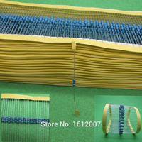 1000 x 680 Ohm Resistencia 680 R Metal Film Resistor 0.25W ROHS 1 / 4W + / - 1% ventas al por mayor Componentes pasivos alta calidad