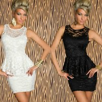Casual Dresses beautiful night dress - Women s Sexy Clubwear Beautiful Short Dress Elegant Mini Dress Clubwear White Black CB9529