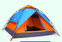 Wholesale Automatic Instant Family Camping Tents and Shelters Waterproof Double Layer Pop Up Umbrella Outdoor tents