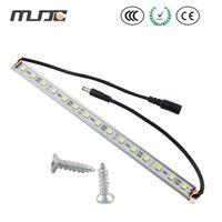 Wholesale MJJC Waterproof Under Cabinet LED Rigid Strips V DC LED Bar Light with M Adhesive Tape Aluminium Profile