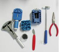 Wholesale 2015 Sale Time limited Herramientas Relojero Watch Tool In Repair Kit Screwdriver Band Case Open Horologe Wrist Tools