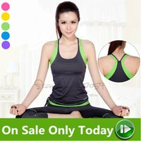 Wholesale Women s Yoga sets Sport Suit Workout Clothes Tracksuit For Women Sports Suit Female Tracksuits Womens Wear Fitness Sportswear