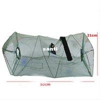 Wholesale Fashion Hot Fish Net Design Copper Spring Shoal Netting Fishing Lure Cast Net Fishing