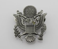 airforce badges - The United States AIRFORCE metal CAP BADGE INSIGNIA Badge