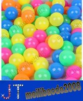 Wholesale Ocean Play Ball Pit Balls For Pool Pit Tent size cm MYY9795A